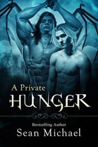 A Private Hunter - Cover