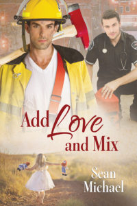 Book Cover: Add Love and Mix
