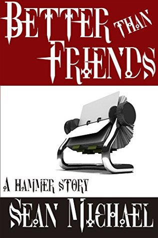 Book Cover: Better than Friends