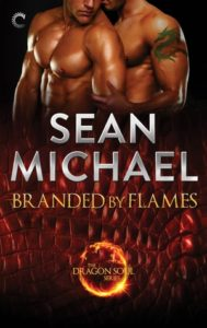 Book Cover: Branded by Flames
