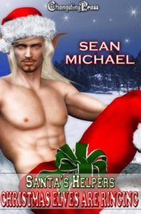 Book Cover: Christmas Elves are Ringing