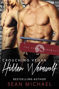Book Cover: Crouching Vegan, Hidden Werewolf