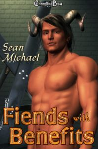 Book Cover: Fiends with Benefits