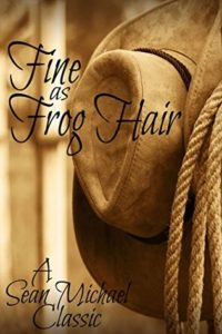Book Cover: Fine as Frog Hair