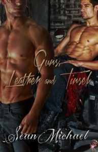 Book Cover: Guns, Leather, and Tinsel