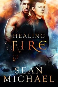 Book Cover: Healing Fire