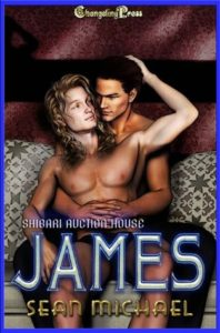 Book Cover: James