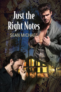 Book Cover: Just the Right Notes