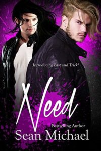 Book Cover: Need