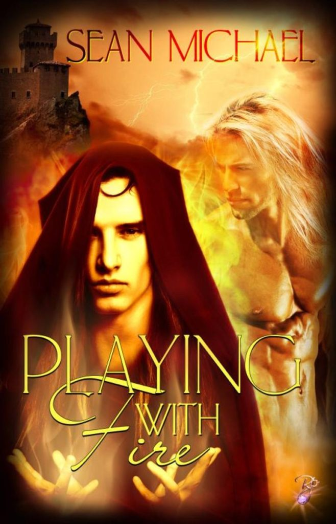 Book Cover: Playing with Fire