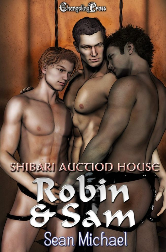 Book Cover: Robin and Sam